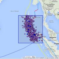 Suivre les séismes en temps réel