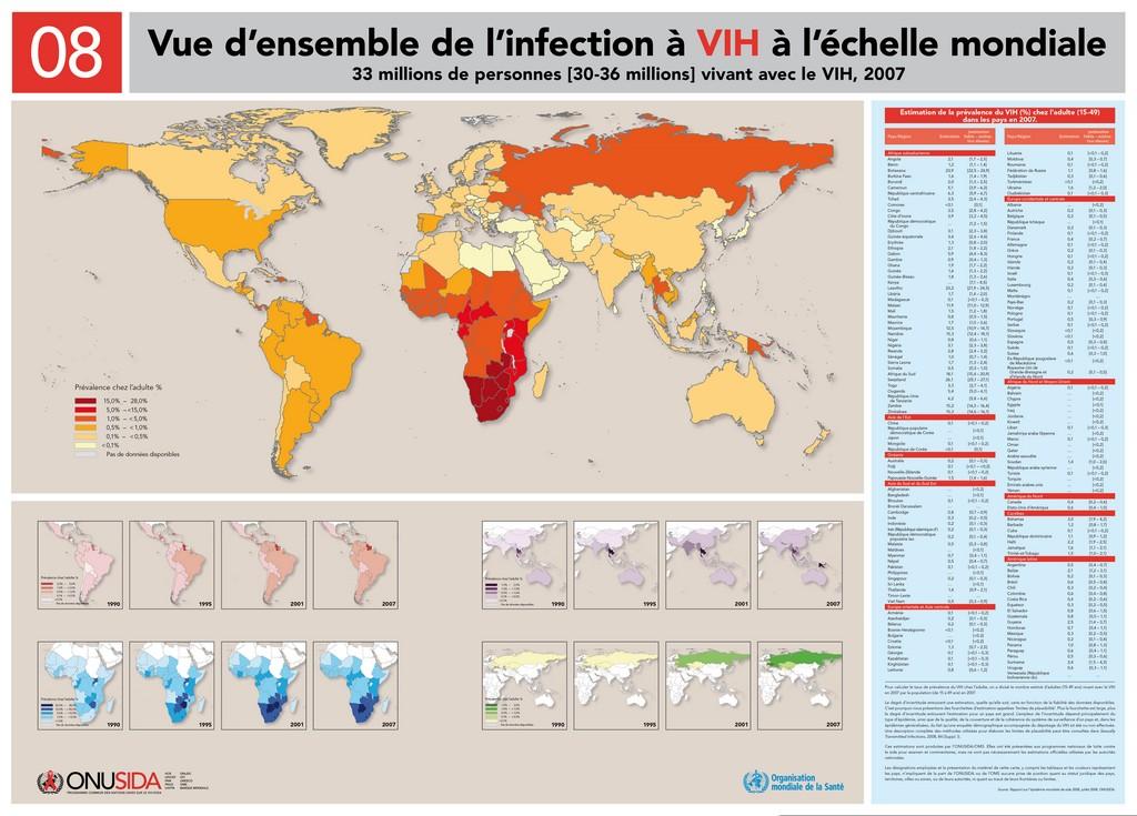 infeccion sida 2006: