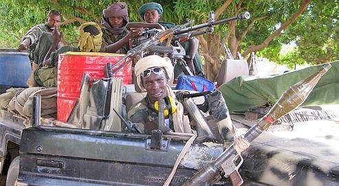 SUDAN-DARFUR-CHAD-FRANCE-CONFLICT-RWEBELLION