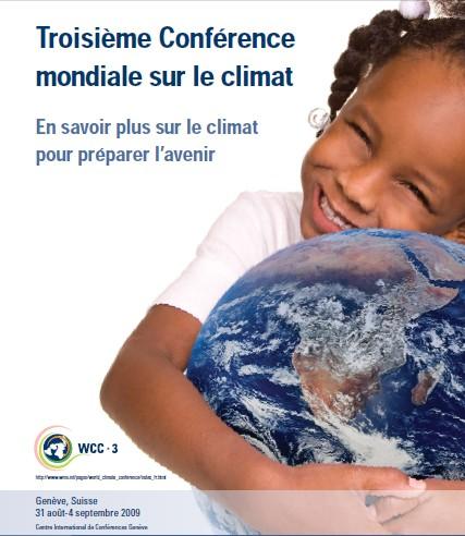 3e conférence mondiale sur le climat