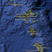 Caraïbes : éruption de la Soufrière de Montserrat
