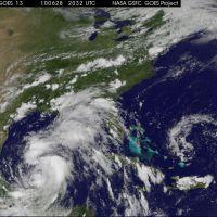 Tempête tropicale Alex : trajectoire NNO et pré-alerte sur une partie des côtes du Texas