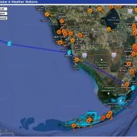 La dépression tropicale Bonnie pourrait dégénérer en zone de basse pression