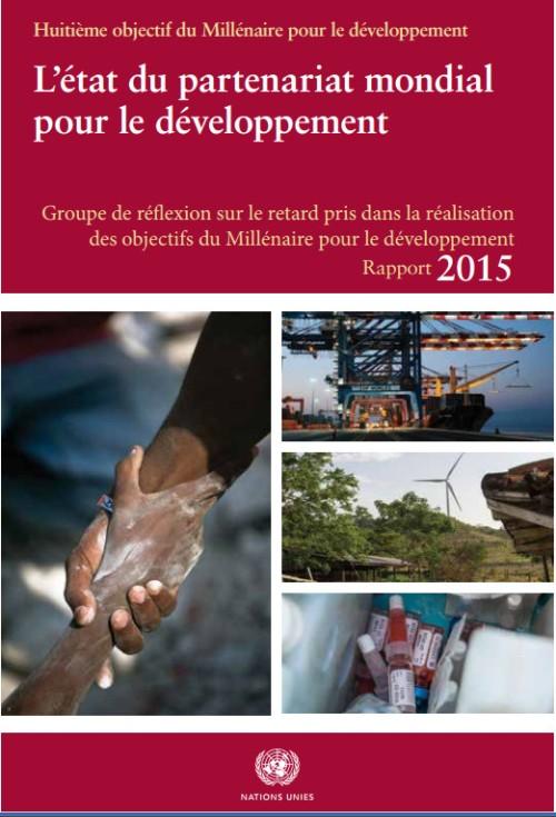 Rapport 2015 - Source PNUD (Programme des Nations Unies pour le Développement
