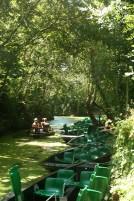 Embarcadère de Maillezais - Parc Régional du Marais Poitevin