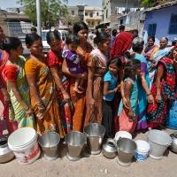 Accès à l'eau et risques de pénurie