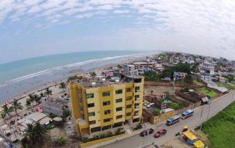 Hotel Royal de Pedernales avant le séisme du 16 avril 2016