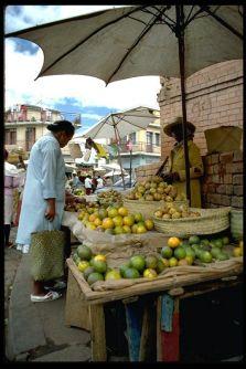 Marché Tananarive - Madagascar - Photo Daniel Henon Hilaire