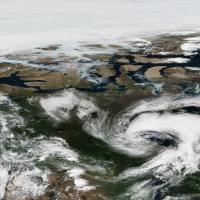 Arctique : passage du Nord-Ouest presque ouvert...