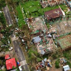 Typhon Hayan - Philippines 2013 - Photo AFP/RAUL BANIAS