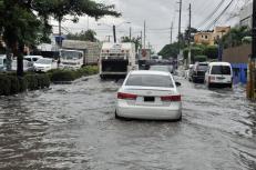 République dominicaine - Inondations le 26/08/2016 Source : Listin Diaro
