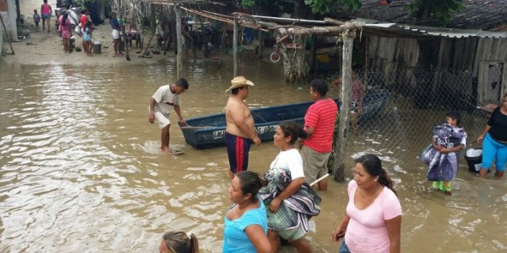 6 septembre 2016 Inondations