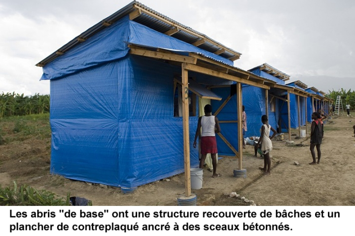 T-shelter de base