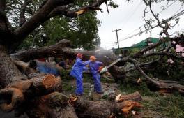 Typhon Haima, Philippines - Photo AFP