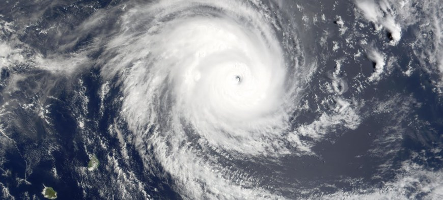 Cyclone Geralda Réunion