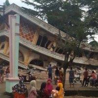 Séisme 6.5 en Indonésie dans la province d'Aceh(6/12/2016)