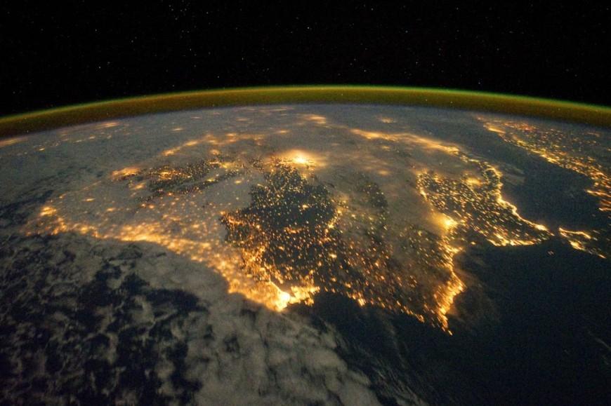 Crédit : NASA - ISS