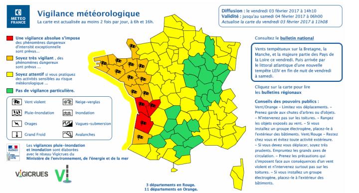 Source : Météo-France