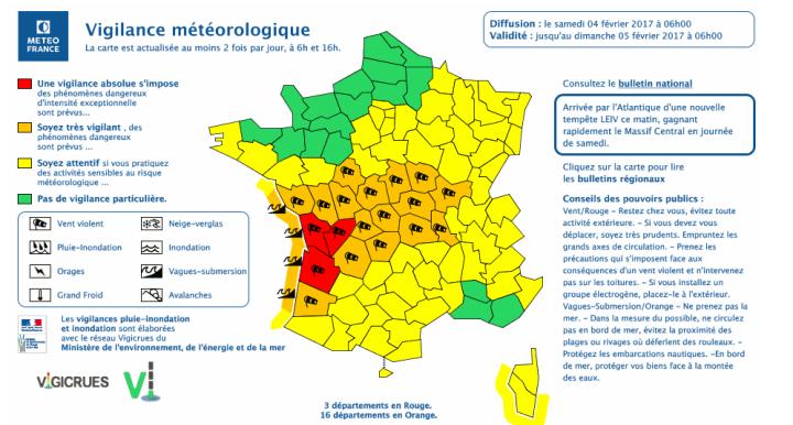 Source : Meteo France