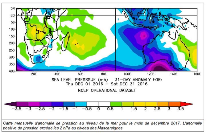 Source CMRS de la Réunion - Météo France