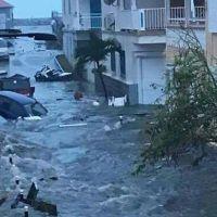 L'ouragan Irma s'est abattu sur les îles Saint-Barthélemy et Saint-Martin : impacts majeurs (suivi)